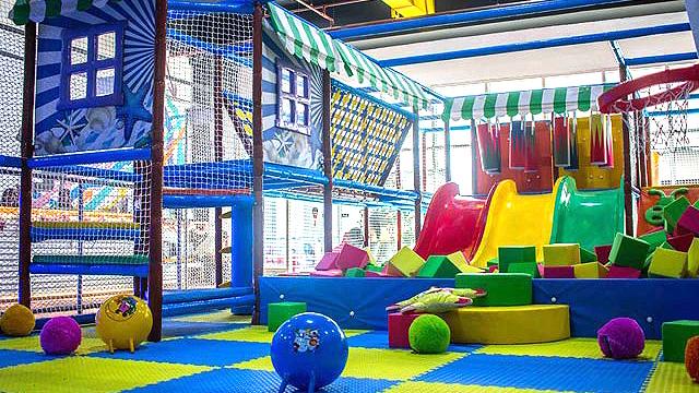 11 Indoor Playground sa Metro Manila Mula P200 Pataas