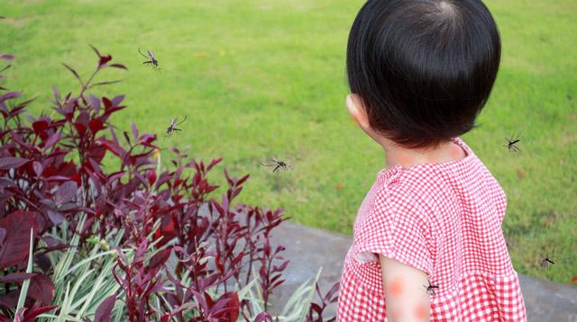 Lapitin ba ng Lamok Ang Iyong Anak? 5 Rason Kaya Siya Kinakagat