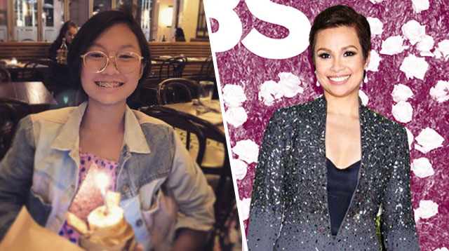 Lea Salonga Wants Daughter Nicole to Know 'Things Worth Having Don't Always Come Easy'