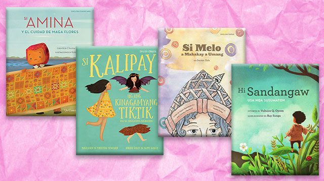 Raise a Bilingual Child! Start With These Children's Books in Cebuano, Waray, and More