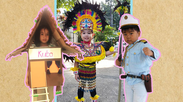 Galing ni Mommy at Daddy! 15 Buwan ng Wika Costumes That Brightened Our Day