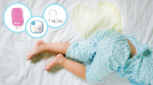Does Your Preschooler Still Wet the Bed Often? Try a Bed-wetting Alarm!