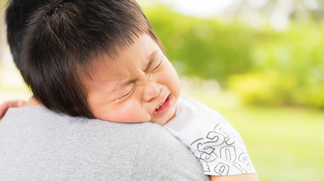 You Won't Stop a Toddler Tantrum by Yelling. Try This No-Drama Discipline Approach