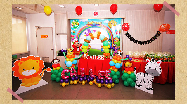 Plan Your Child's Birthday Party! A Guide to 6 Fast Food Party Packages