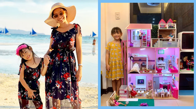 Galing ni Mommy! She Created a Beautiful Dollhouse Using Her Kids' Old and Unwanted Toys