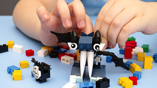 Select Lego Playsets Have Instructions in Braille and Audio for Blind Kids