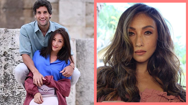 Solenn Heusaff Recalls the Day She Found Out She's Pregnant