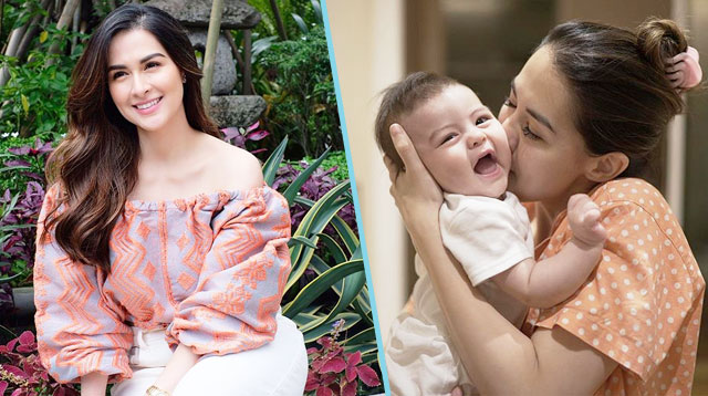Marian Rivera Assures Fellow 'Padede' Moms: Ziggy's Main Food Is Still Breast Milk