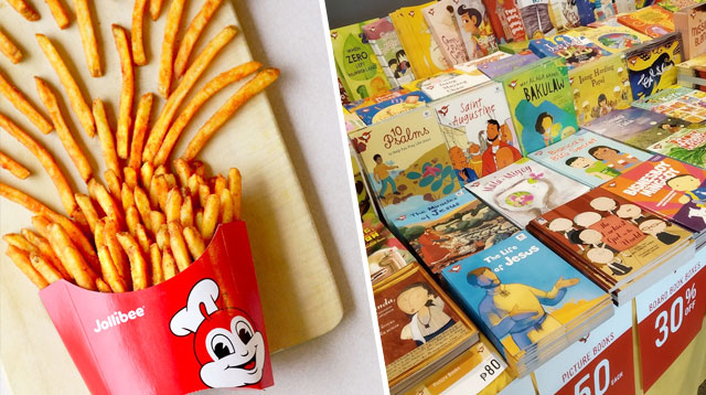 Go Early Christmas Gift Shopping at Giant Book Fair! Where to Go on September 14-15