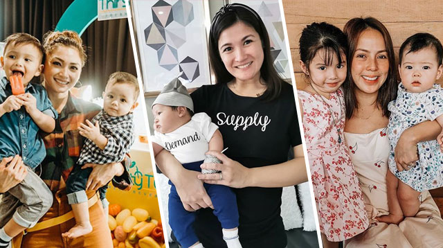 Iya, Andi, Camille, and More Celebrity Moms Share Parenting Hacks!