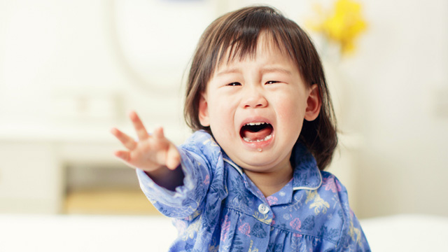 Sobrang Moody? How to Deal With Your Two-Year Old's Temper