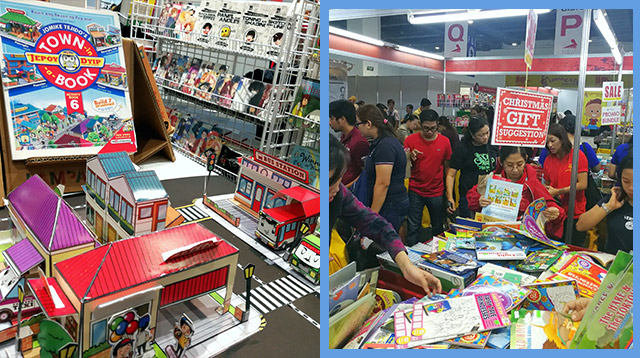 Start Your Christmas Gift Shopping! This Book Fair Offers Rock-Bottom Prices and Discounts