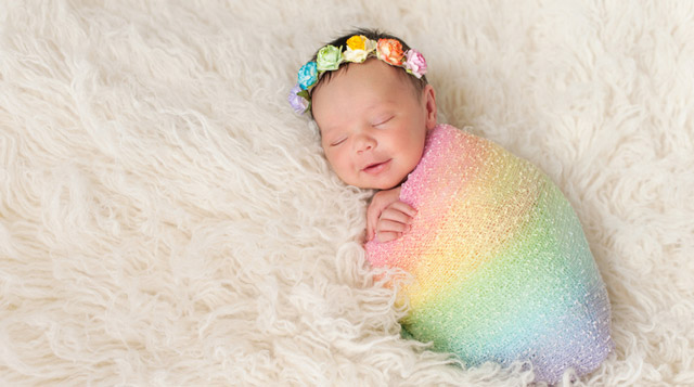 140 Rainbow Baby Names That Capture Love, Faith, and Strength