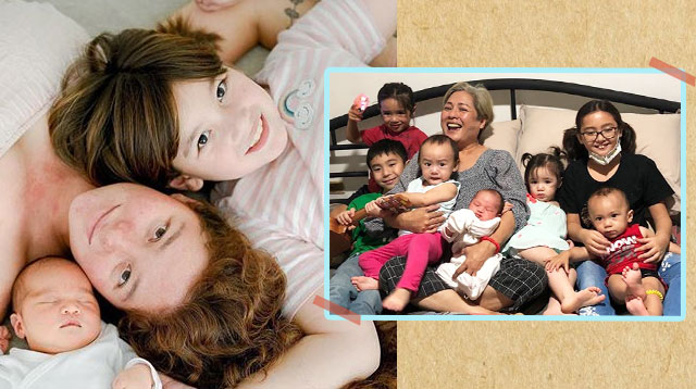 Andi Eigenmann's Daughters Ellie and Lilo Sure Have Good-Looking Cousins!