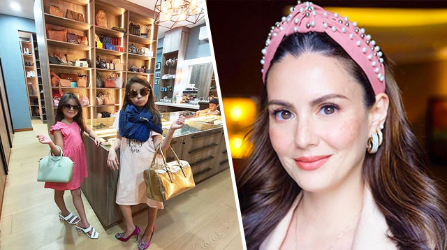 Chesca Kramer's Closet Contents Could Be One of Her Pamana to Her Daughters