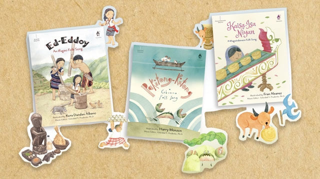 These Picture Books Lets You and Your Kids Sing Along to Classic Filipino Folk Songs