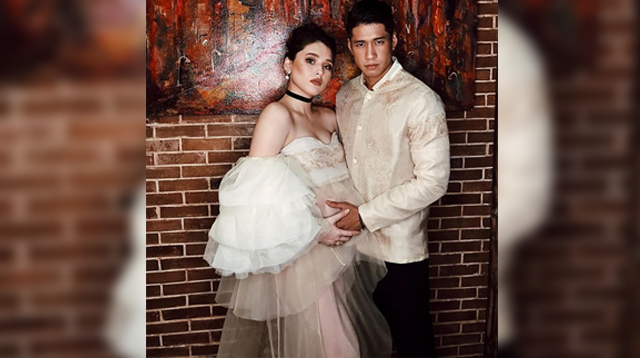 Kylie Padilla and Aljur Abrenica's Date Night Is at the ABS-CBN Ball!