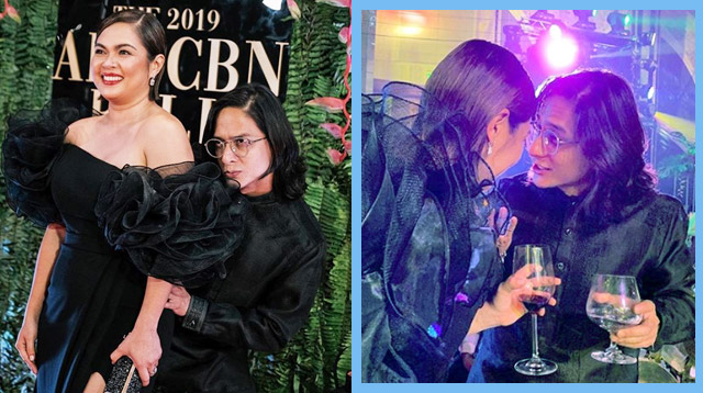 Ryan Agoncillo Wins Best Caption (and Many Hearts!) for ABS-CBN Ball Post on Judy Ann