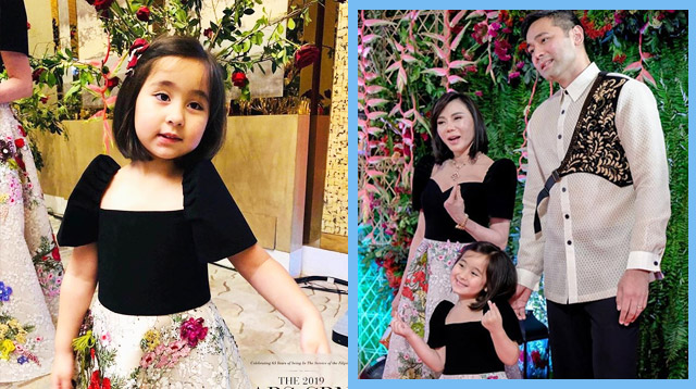 Why a Sleepy Scarlet Snow Belo Still Walked the ABS-CBN Ball Red Carpet With Mom Vicki