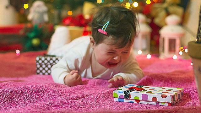 Baby Crying for No Reason? He May Be Having Sensory Overload