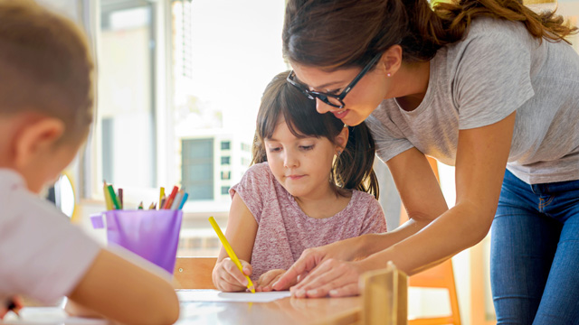 Your Child Has to Repeat Kindergarten. What Does This Mean?