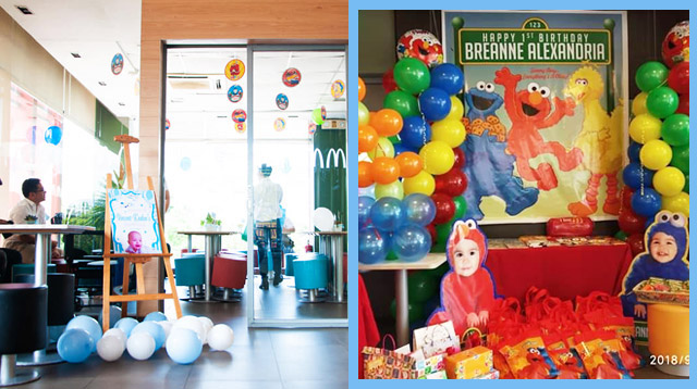 How to Put Together a McDonald's Birthday Party + Tips How to Cut Costs