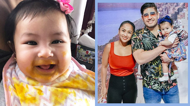 As Rochelle Pangilinan Returns to Work, Husband Arthur Solinap Takes Charge of Baby Shiloh