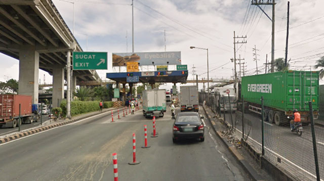 SLEX Was More Congested Than Usual This Morning. Here's Why