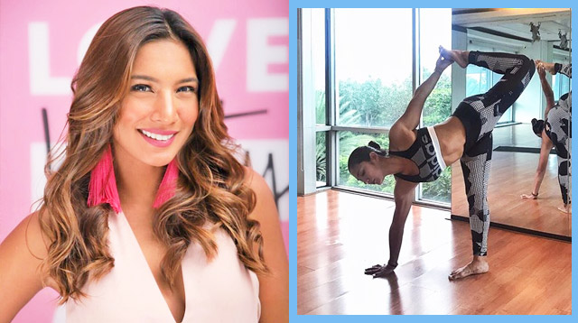 Bubbles Paraiso Teaches Yoga to Kids, and Her Youngest Student Is 2 Years Old!