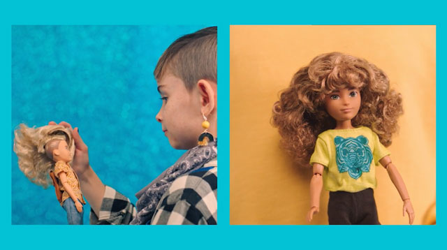 What Kids Want for Christmas: Mattel's Line of Gender-Neutral Dolls!