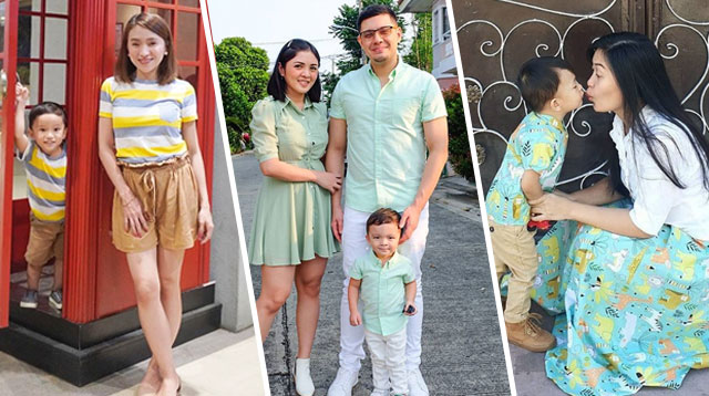 Twinning with Your Son? It's Possible! Pinay Moms Share How They Create the Looks