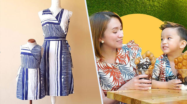 7 Local Online Shops that Customize Matching Outfits for All Your Twinning Needs