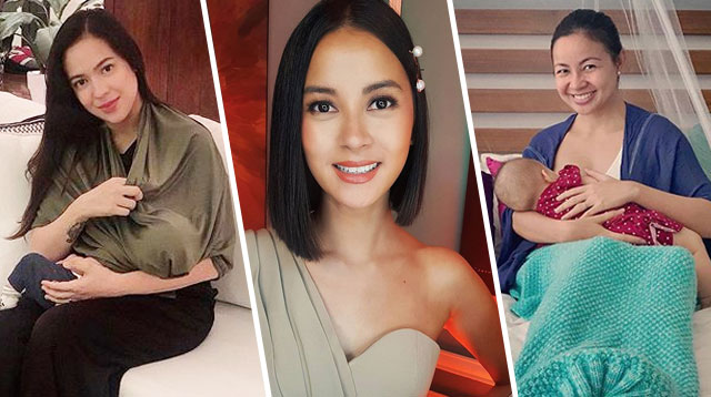 How Karel Marquez, Sitti, and Bianca Gonzalez Overcome Breastfeeding Obstacles