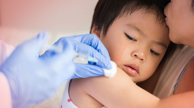 11 Serious and Highly Contagious Childhood Diseases That Are Vaccine-Preventable
