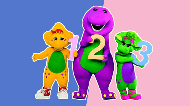 The Original 'Baby Shark'! 7 Barney Songs That Gave Kids (and Adults) LSS