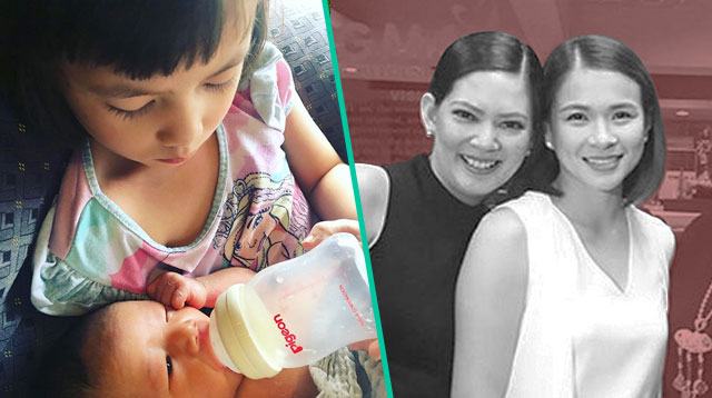 Chynna Ortaleza Gets Candid About Nursing Struggles; LJ Reyes Donates Milk for Baby Salem