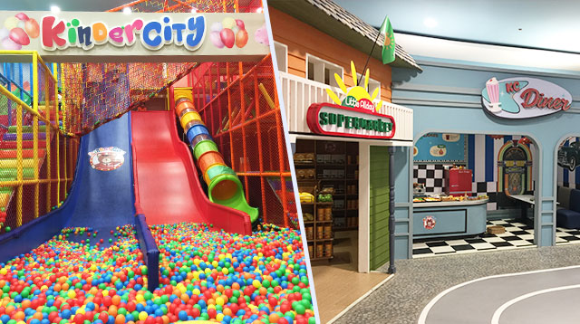 Take a Look at the Newest and Biggest KinderCity Branch in the Country!