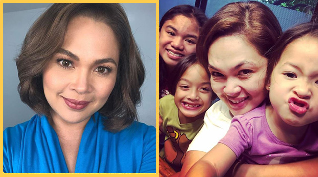 Judy Ann Santos Wishes 'Sana Dalawa Ako' So She Can Split Time Between Family and Work