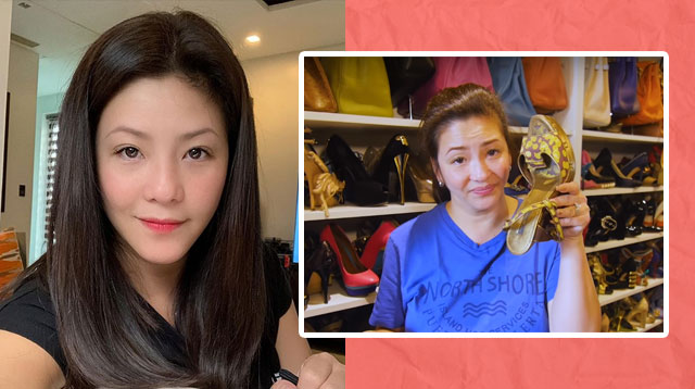 Snubbed at Louis Vuitton in New York, Regine Velasquez Buys 20 Pairs of Shoes Next Door