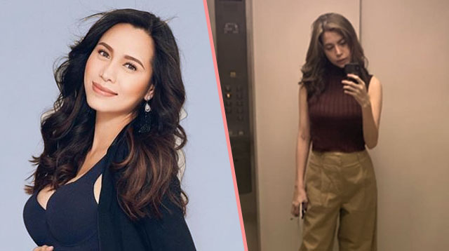 LOOK: Divine Lee is Back Into Her Pre-pregnancy Clothes Just A Week After Giving Birth