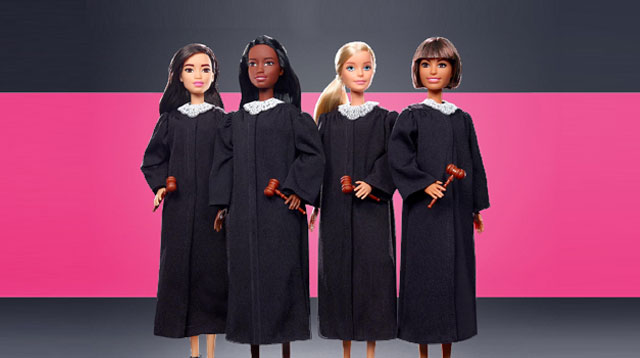 Start Your Christmas Gift List! This Barbie Inspires Your Girl to Conquer the Courtroom