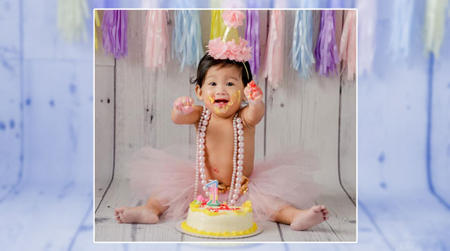 Cuteness Overload: Baby Cake Ideas Galing sa Smart Parenting Village