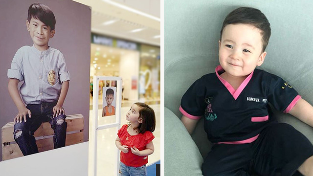 Scarlet Snow, Hunter Pitt Learn About Charity Through Kids With Cleft Lip and Cleft Palate