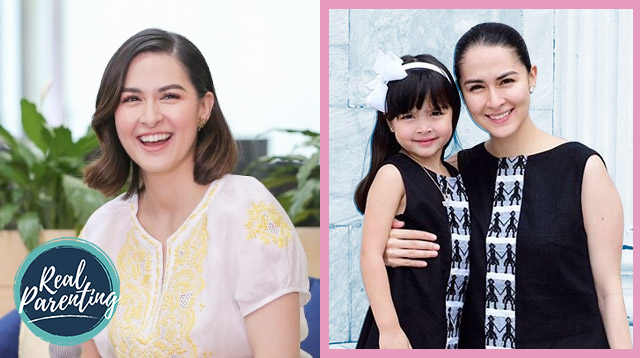 Marian Rivera Admits She Has Told Zia Many Times 'Sira Ang iPad'