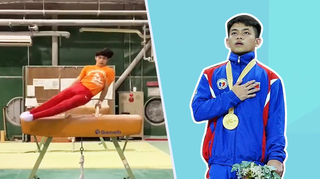Pinoy World Champion Caloy Yulo Discovered Gymnastics While Playing At A Public Park