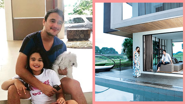 Silipin Ang Weekend Home Ni John Estrada At Priscilla Meirelles!