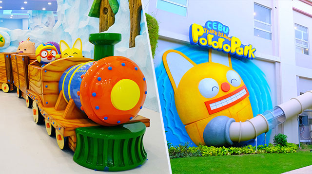 Heads Up! There's a Pororo Indoor Park and Themed Family Suites in Cebu