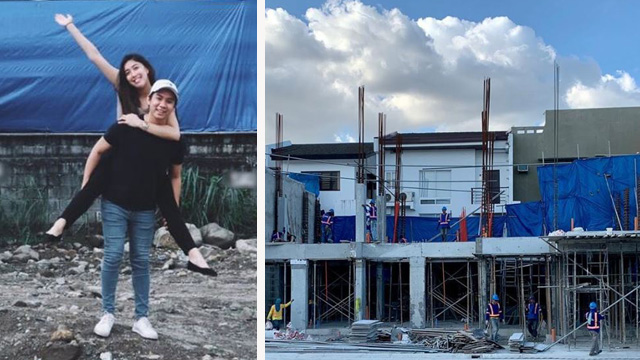 Dani Barretto and Xavi Panlilio Are Building A New Home