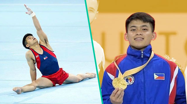 Pinoy Gymnast Carlos Yulo's Wins Helped His Family Build Their Own Home!