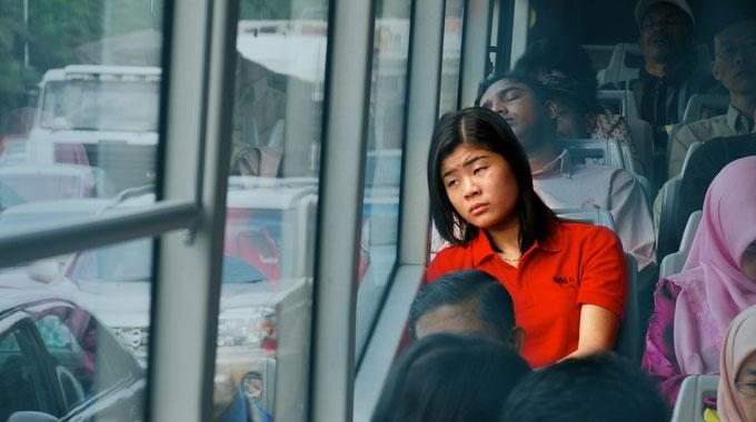 Hindi Na Ako Kilala Ng Anak Ko Dahil Sa Traffic